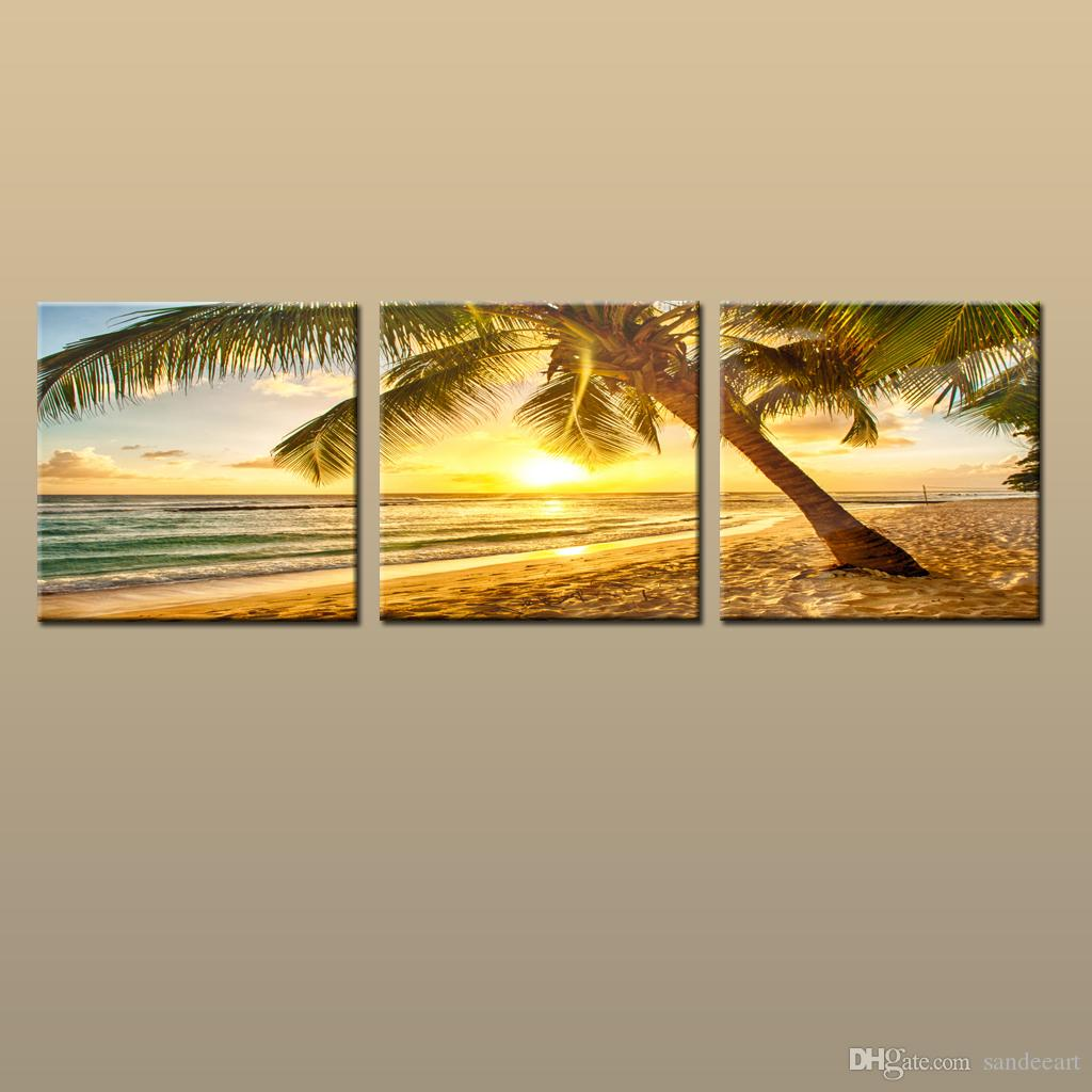 Online Cheap Framed/Unframed Large Contemporary Wall Art Print On ...