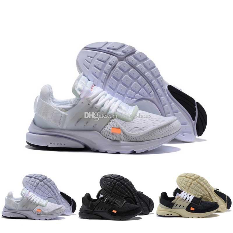 half off 3fa2e 8d4b9 New Presto BR QS Womens Mens Triple white black Breathe Greedy Oreo Grey  sock dart casual shoes fashion designer shoe Eur36-45