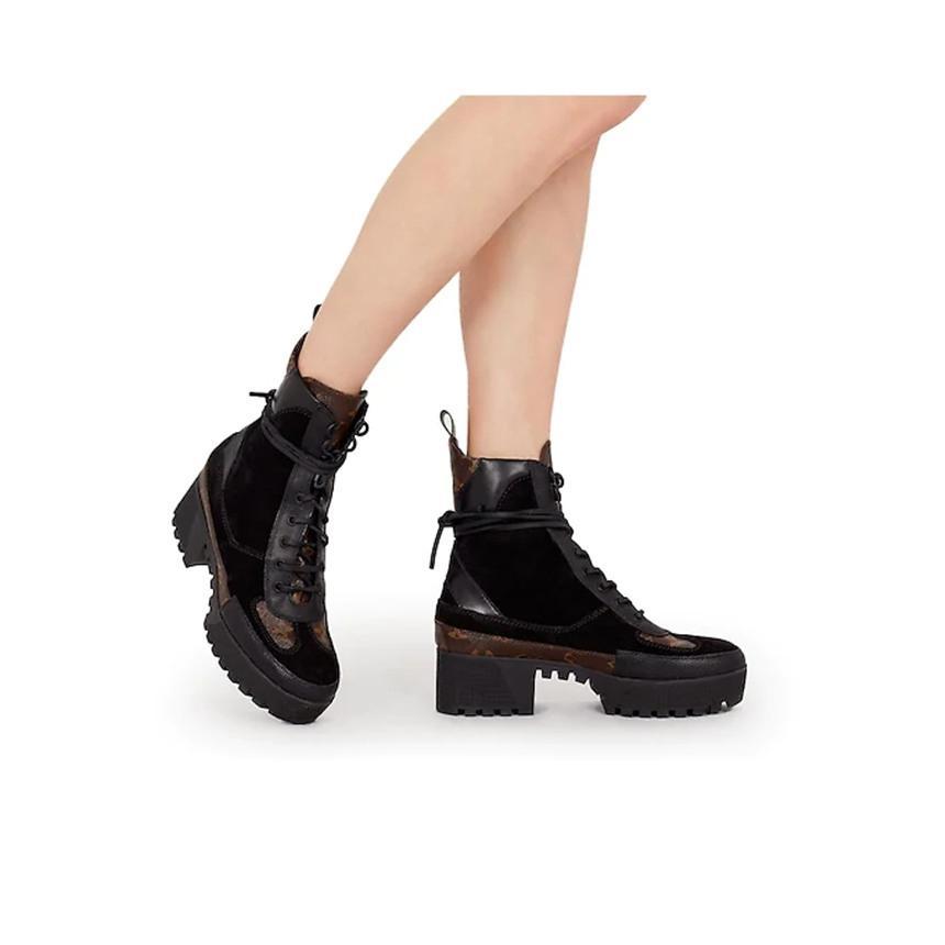 5ad2565e756 Laureate Platform Desert Boot 1A41Qd 1A43Lp Black Heart Boots Overcloud  Platform Desert Boot Luxury Brand Martin Boots 0L0V030 Winter Boots For  Women ...