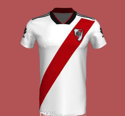 2c343df28dd 2019 2018 2019 River Plate Home Soccer Jersey River Plate Football Shirts  Rugby Jerseys 18 19 BALANTA CAVENAGHI Shirt Rugby Jerseys From  Sport_jerseys, ...