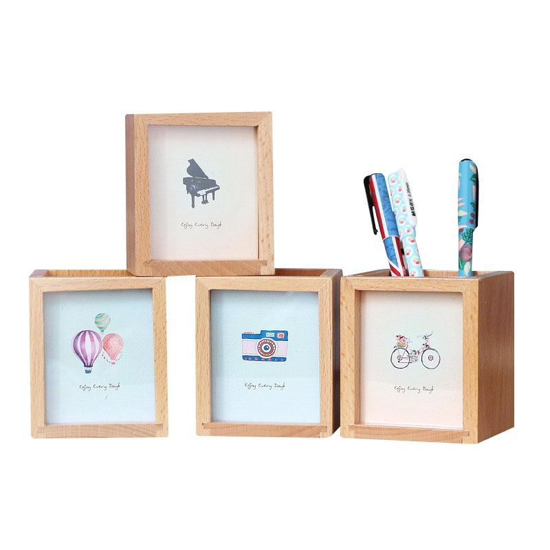 Multifunction Style Brown Wooden Frame Music Boxes Living Room Decor ...