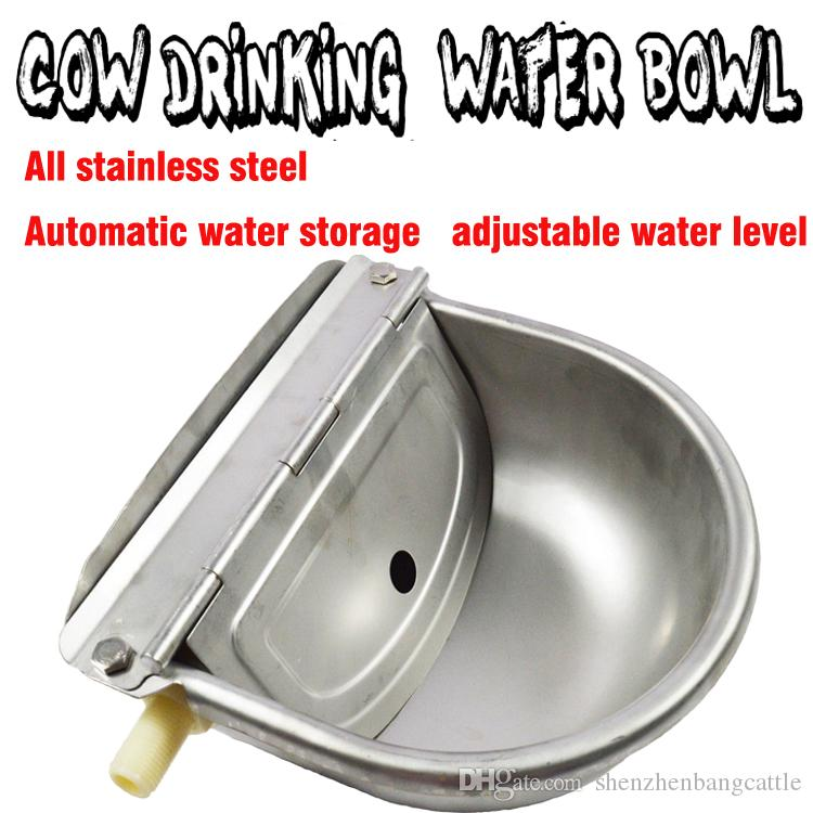 Stainless Steel Cow Horse Water Bowls Cattle Dog Sheep Donkey Camel Float Bowl Water Outlet Automatic Waterer Drinking Bowls Best Online Pet Supplies Best ...  sc 1 st  DHgate.com & Stainless Steel Cow Horse Water Bowls Cattle Dog Sheep Donkey Camel ...