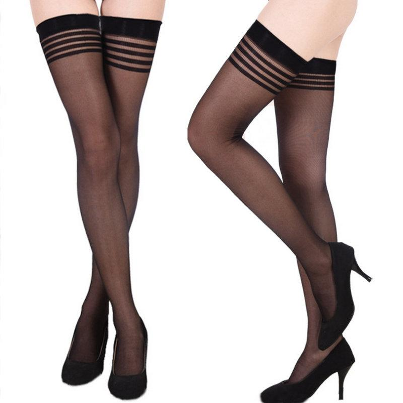 cc17dbb6662 2019 Female Sexy Stocking Hose Women Thigh High Stockings Appeal To Fix The Leg  Show Thin Sexy Stockings Hose From Mangcao