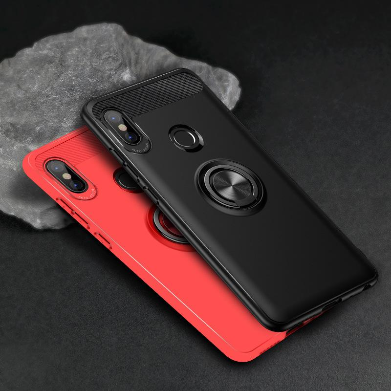 pretty nice 5fa92 740aa Maoruisi Cover For Xiaomi Redmi Note 5 Case Soft Silicone Shockproof Car  Magnetic Phone Cases For Xiaomi Redmi Note 5 Pro Note5