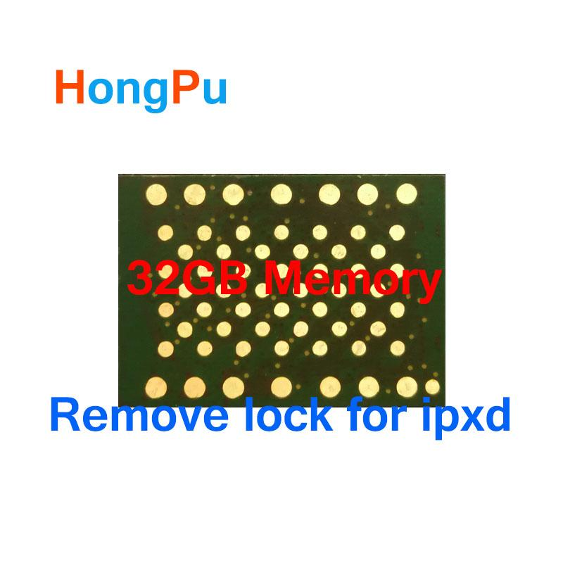 32GB For iPad 2 3 4 mini 1 Hard disk NAND flash memory chip HDD Programmed  with Remove Unlock iCloud serial number