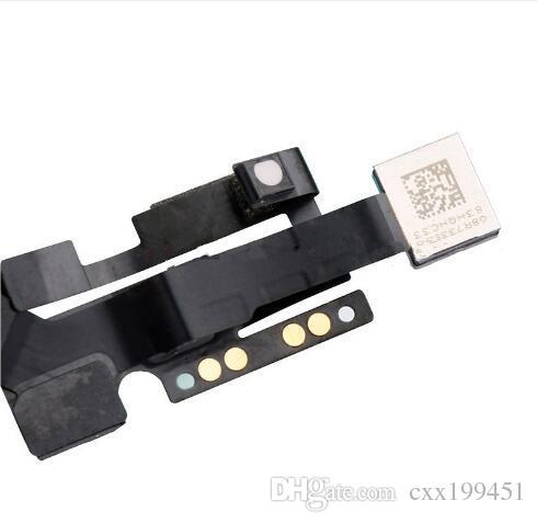 Frente de la cámara del módulo de la proximidad del sensor de luz cable de la flexión para el iPhone 8 8 8 8 Más 8 envío gratuito de DHL