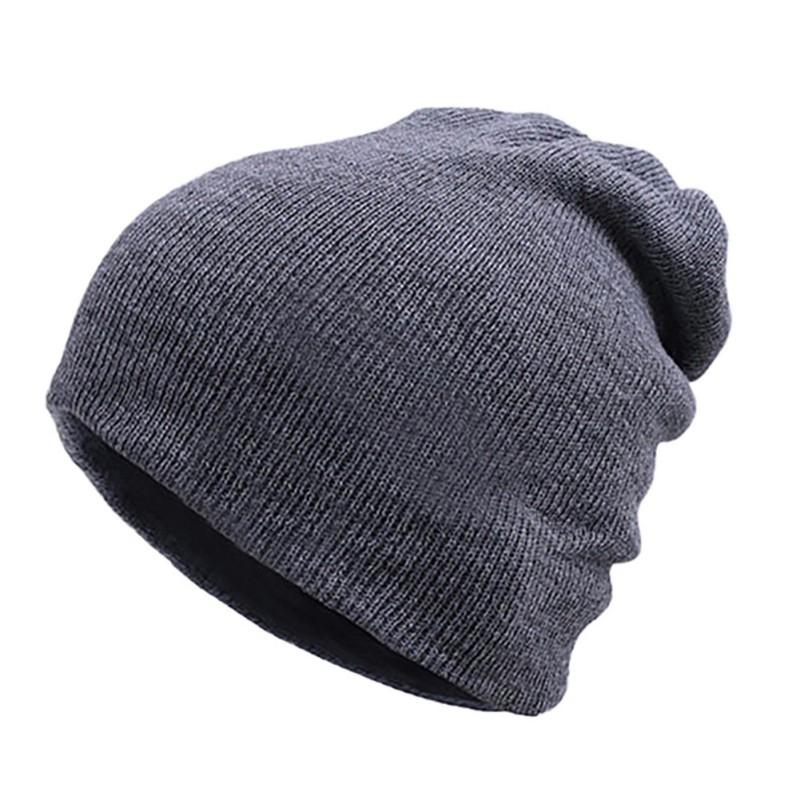 55a2a9bf740 2019 Outdoor Hiking Caps Winter Hat For Men Skullies Beanies Women Fashion  Warm Cap Unisex Elasticity Knit Beanie Hats Drop Shipping From Youtuo