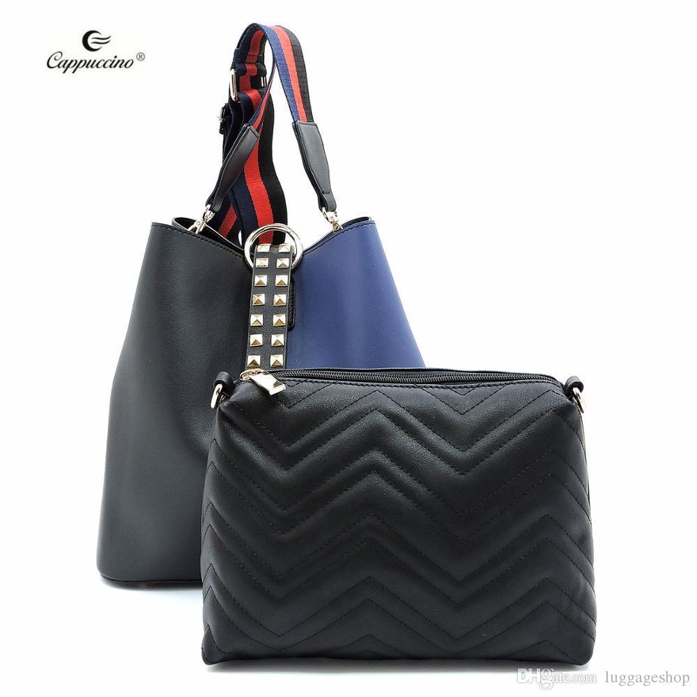 China Online Shopping Fashion Shoulder Bag Guangzhou Handbag Factory Faux  Leather Tote Bag Women Bag Handbag Cute Purses Rosetti Handbags From  Luggageshop e4ba0319bb411