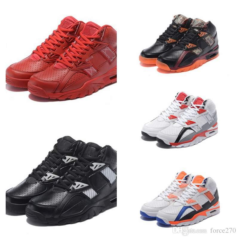 New Mens Off Studio Mid Running Shoes 1 Chicago Basketball Shoes for Men  Sneakers Force One Presto 2.0 90 97 Black White Sneakers Off 36-46 Casual  Shoes ... b94d96b21