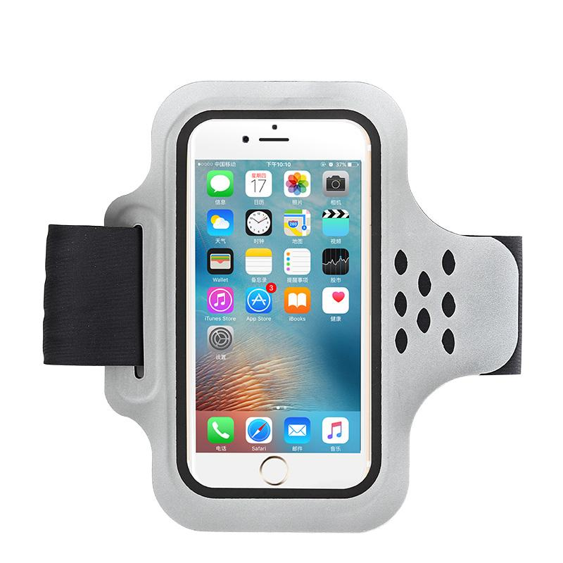 outlet store a89cd d7df6 2018 Sport Running Armband Case For 7 Plus 6 6s 5 5s SE Xiaomi redmi 4x  note 4 oneplus 5 Touch Screen Arm Band Cover