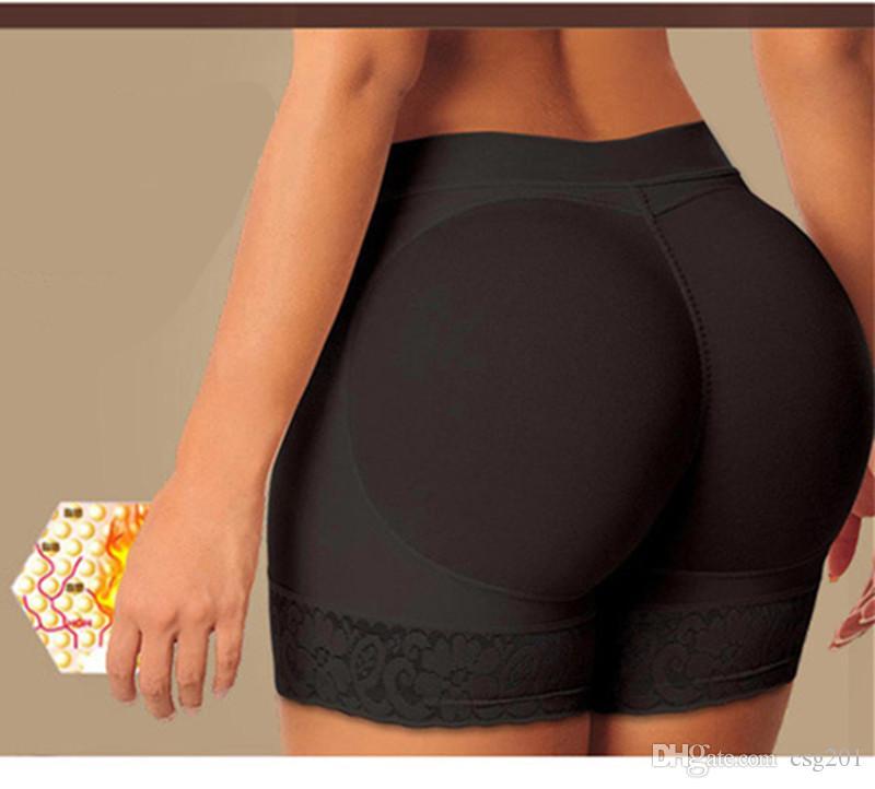 2aeb05bb82 2019 Butt Lifter Butt Enhancer Body Shaper Hot Shapers Butt Lift Women  Booty Lifter With Tummy Control Panties Underwear From Csg201