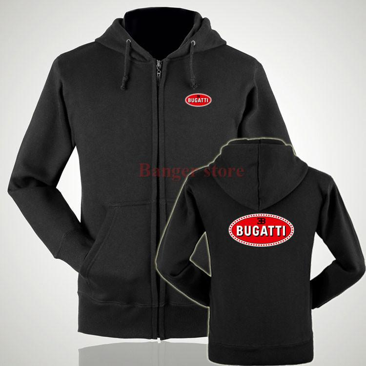 Bugatti Car Logo Printed Hoodies Men Casual Long Sleeve Womens Zipper  Hoodie Sweatshirts Man Hoody Clothing UK 2019 From Balljoy 5390543c24