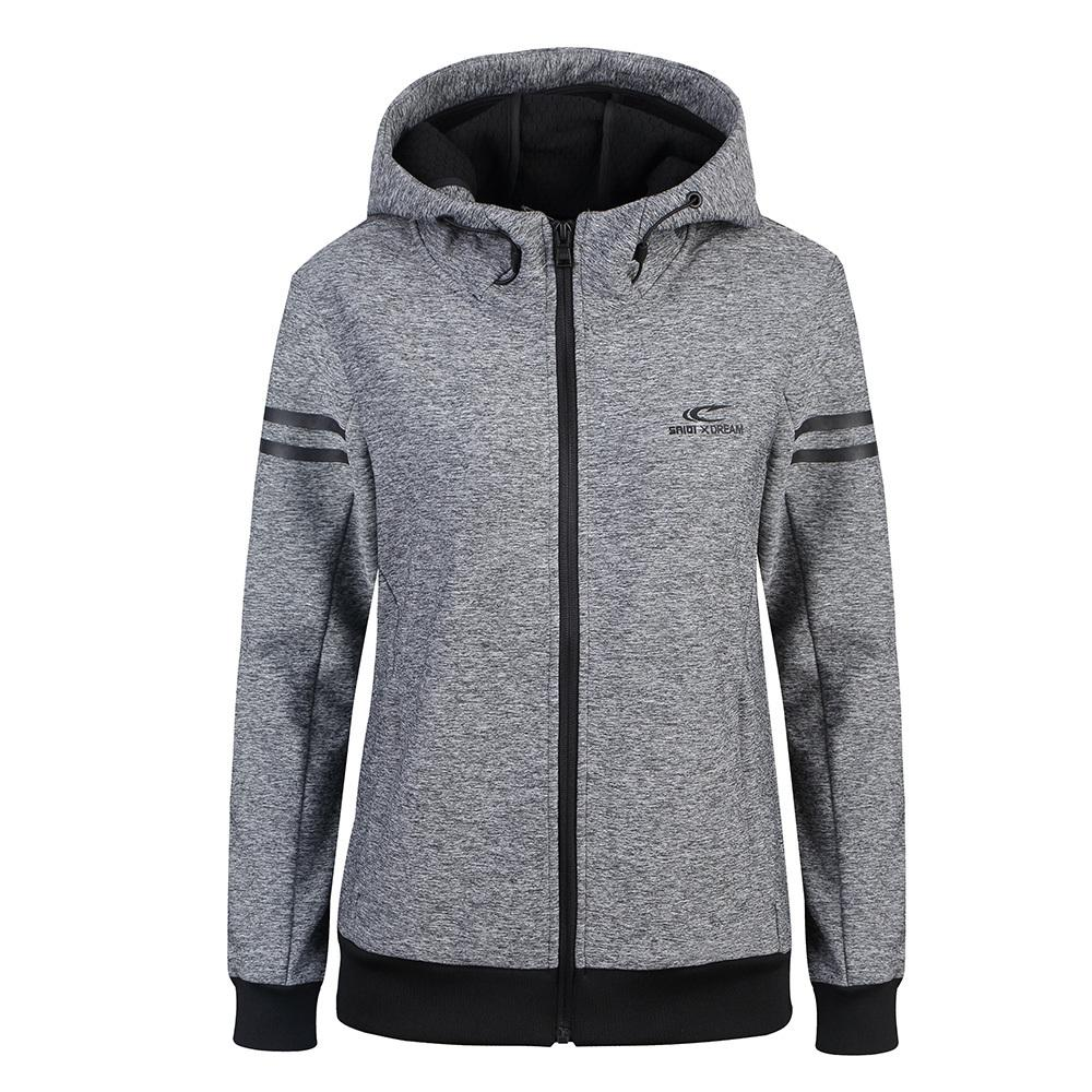 2019 NEW SAIQI 2017 Autumn Winter Zipper Hooded Hoodies Women Outerwear  Warm Thick Cardigan Female Sport Hoodies 0922 Outdoors Jackets Sports  Jackets 2019 ... e236084e6