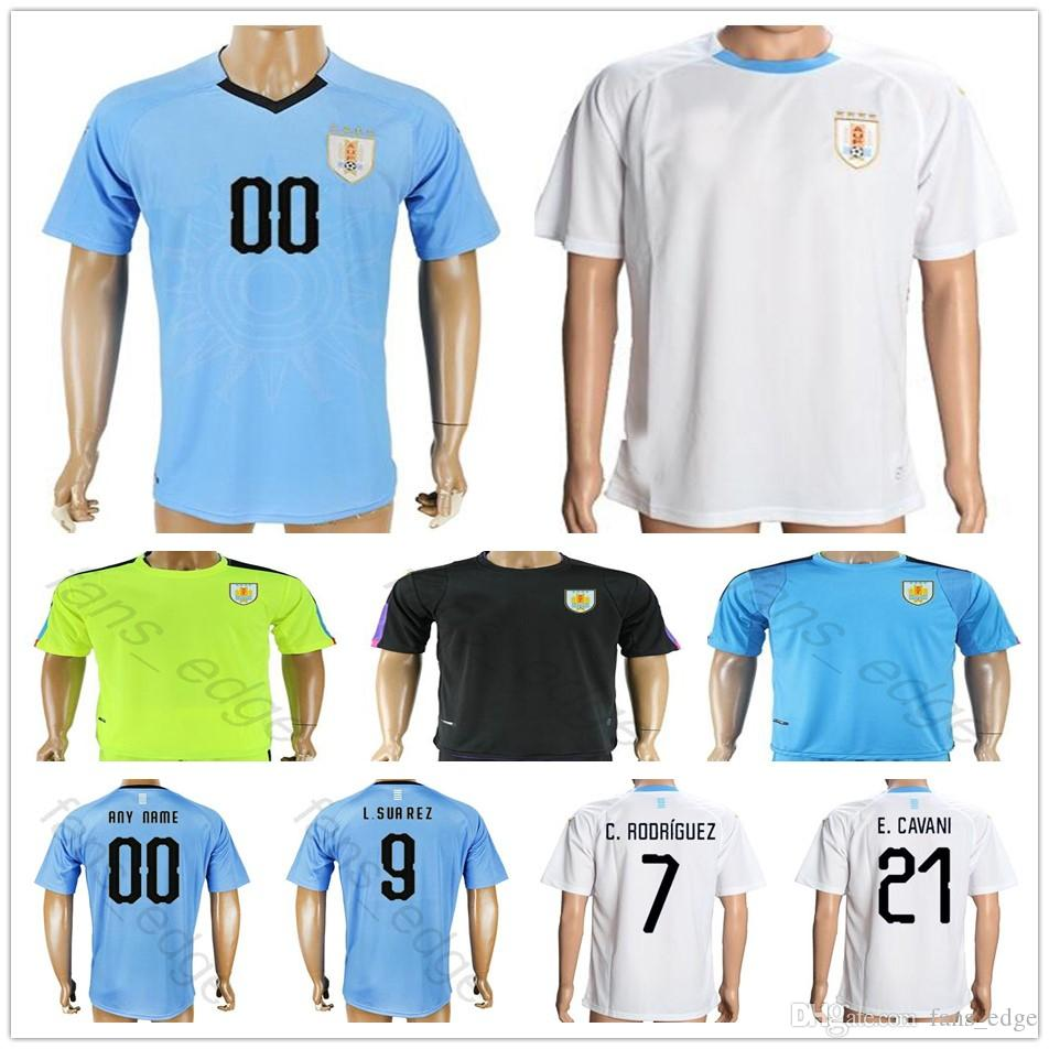 3084e4bdc ... usa buy cheap soccer jerseys for big save 2018 world cup uruguay soccer  jerseys home blue