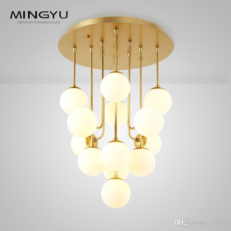 Longree bubble glass orb chandelier cheap white luxury glass ball longree bubble glass orb chandelier cheap white luxury glass ball pendant lamp light fixture ceiling light kitchen ceiling lights flush ceiling lights from aloadofball Image collections