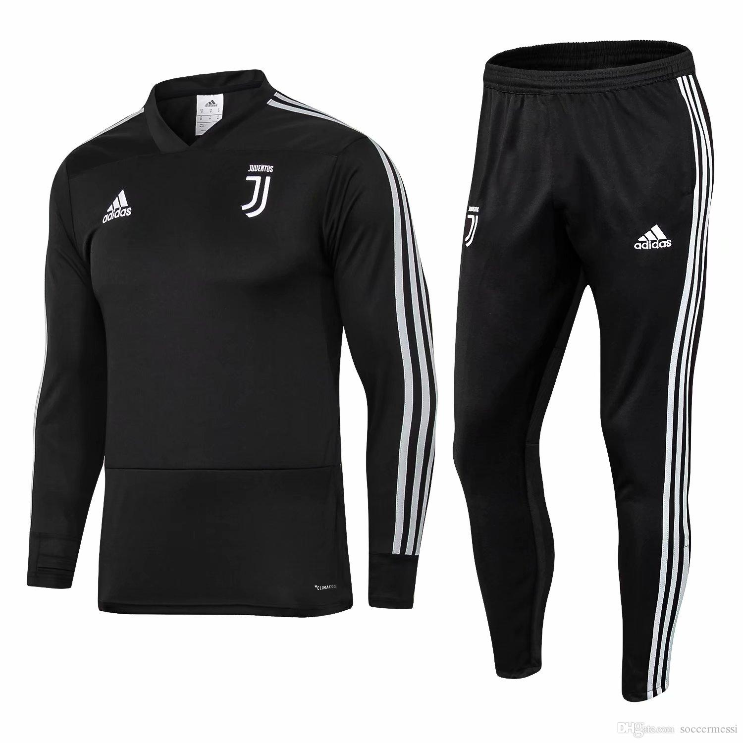 1907430a0 Free Shipping18-19 Juve New Training Suit No. 7 C Ronaldo No. 10 ...