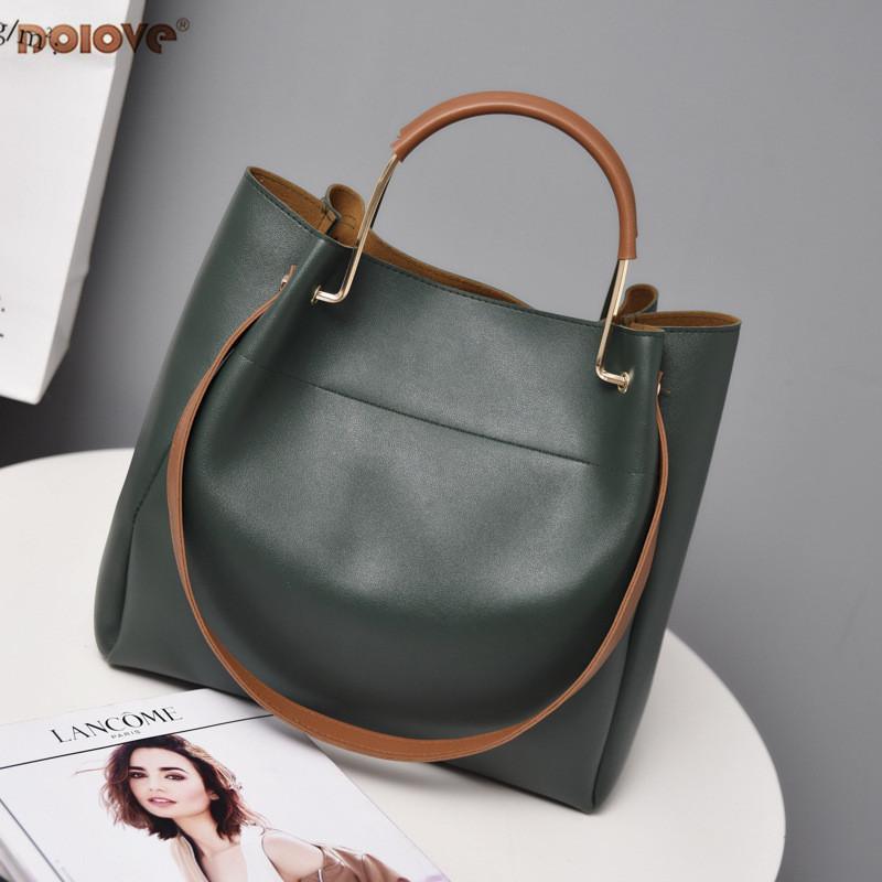 060f10817e 2018 New Ladies Handbags Fashion Burst Models Shoulder Messenger Bag Retro Nice  Women Bag D18101303 Fashion Bags Leather Bags For Women From Yizhan07