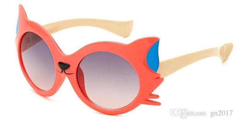 79e3a6c5efae9 Compre Dibujos De Nuevos Animados Niños Personalidad Sol Gafas De aAzaqxr