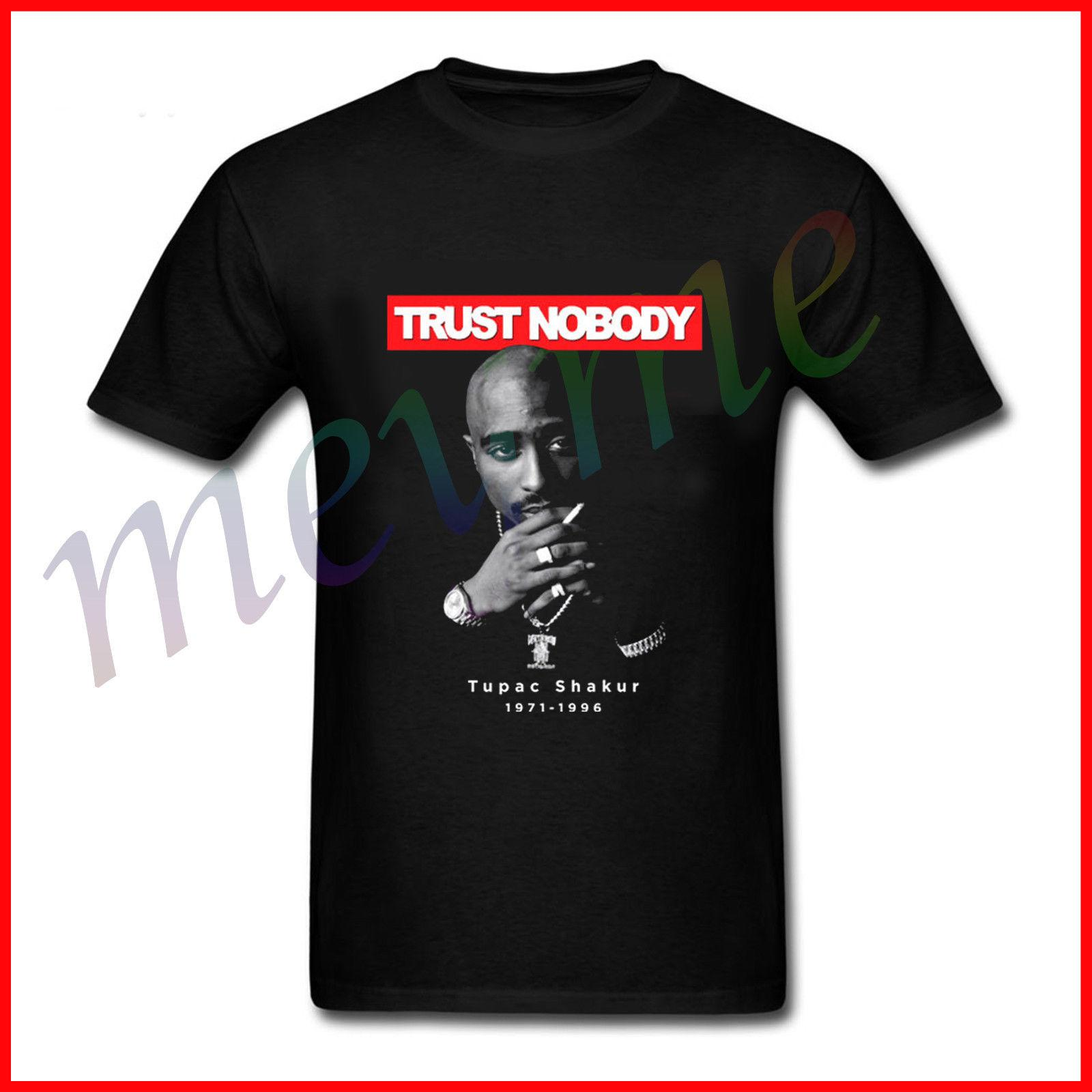 b6c854992896 2pac Shakur Me Against The World, Trust Nobody Black T SHIRT Fashion Suit  Hat Pink T Shirt RETRO VINTAGE Classic T Shirt Deal With It T Shirt Ts  Shirts From ...