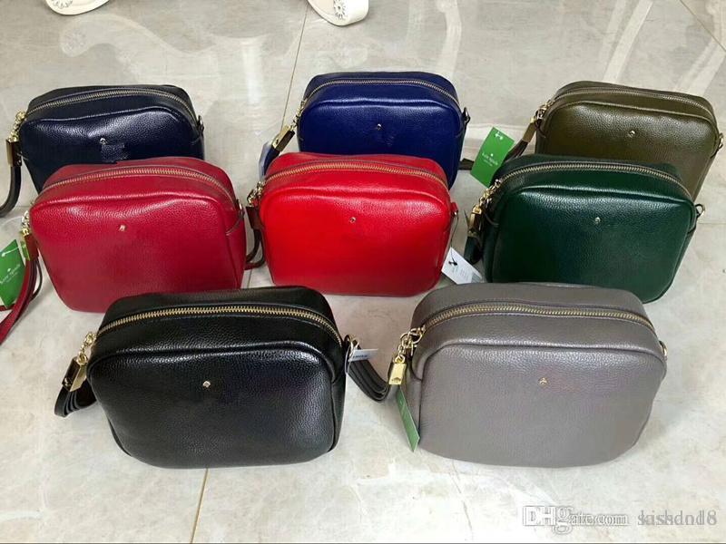 2018 High Quality Genuine Leather Women s Handbag Shoulder Bags ... 149caa85c