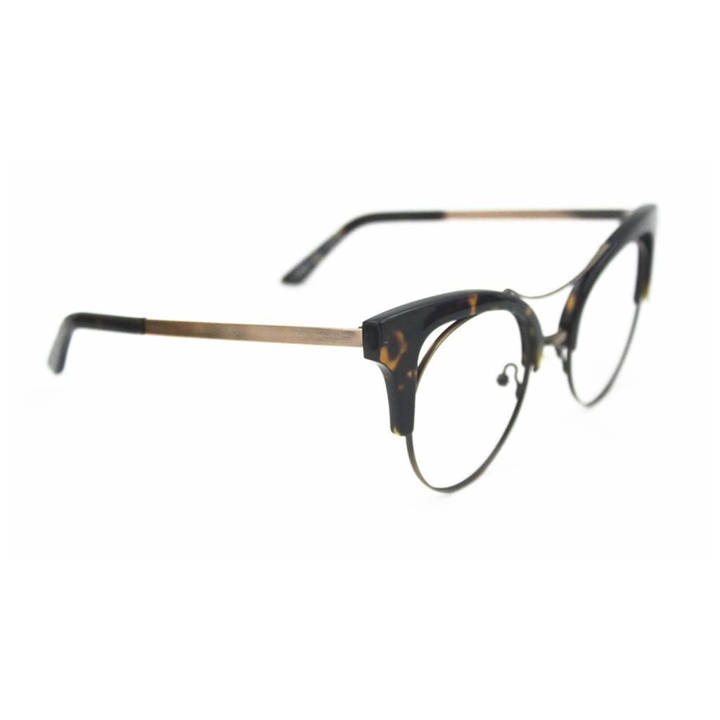 7865f464747 MINCL  2018 Brand Fashion Cat Eye Acetate Women Eyeglass Frames ...