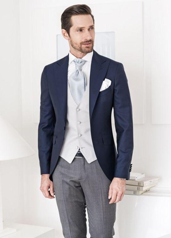 Herrenanzüge 2017 Britischen Stil Herrenmode Wolle Anzug Männer Freizeit Hohe Qualität Single Button Hochzeit Anzüge Neueste Mode Anzüge jacke + Weste + Hosen