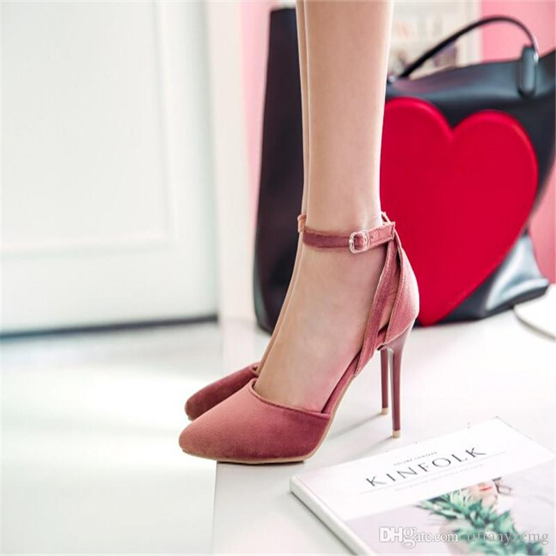 techniques modernes bas prix où puis je acheter Cheap 2018 Chaussures Femme Ete Hot Design Snake Stiletto Heels Sandals  Women Party Shoes Wedding Shoes Zapatos Mujers Bridal Shoes Cheap Shoes  From ...