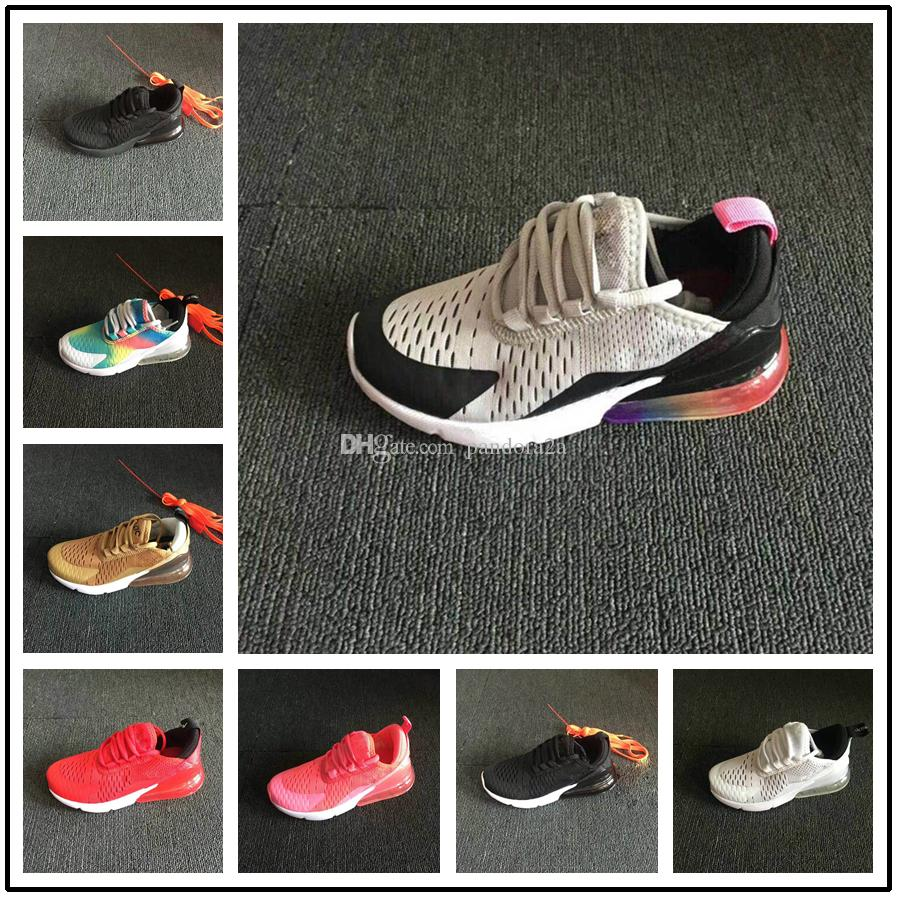 zapatillas nike niña 270