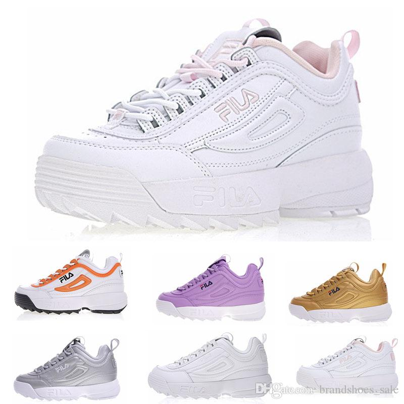 43b8bb9f3a8d Shoes Quality Dad Fila High Women Casual Running Fashion RIdwtFq