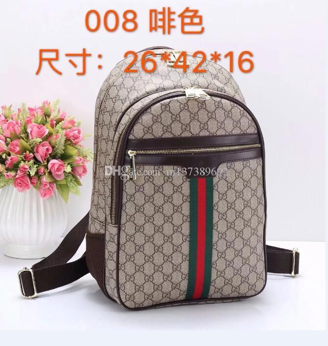 Fashion Designer Backpack 2019 New Fashion Embroidery Backpack Bags Men    Women Backpack Luxury Brand Fashion Bags Travel Backpack Cute Backpacks  From ... 9dc3cd870b5e7