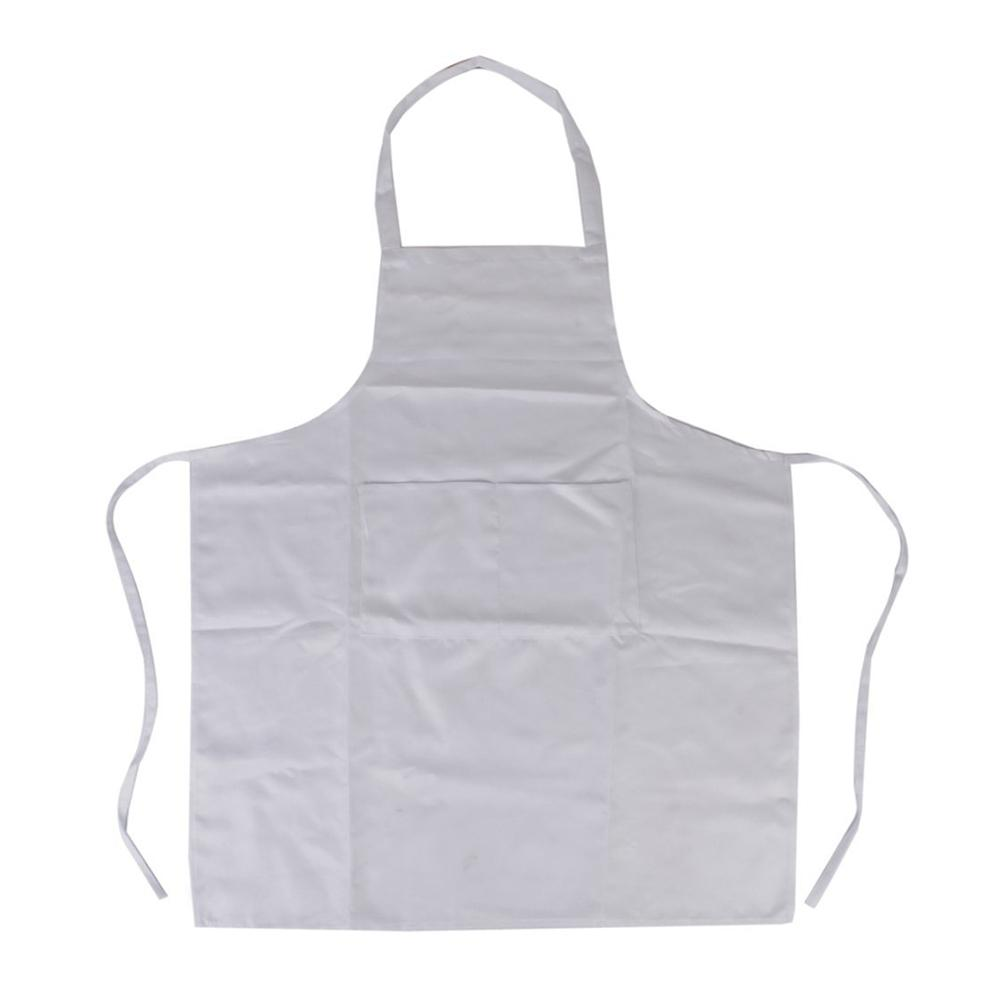 Wholesale-Halter-neck Style Sleeveless Kitchen Cooking Apron with ...