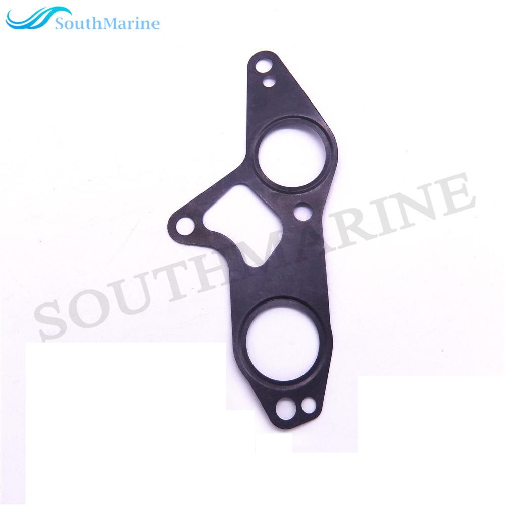 Boat Motor 6AH-13645-00 Intake Manifold Gasket for Yamaha Outboard Motor  4-Stroke 20HP F20 F15C F20C