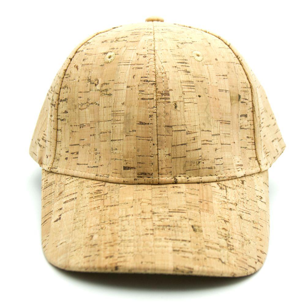 5917972a7bb Natural Cork Men Cap Hat Vegan Eco Friendly Adjustable Baseball Cork Hat L  017 The Game Hats Baby Caps From Huazu