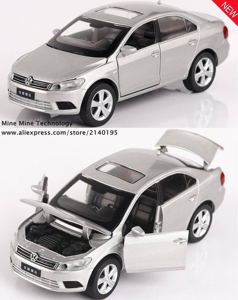 2019 Double Horses 1 32 Volkswagen Jetta Alloy Diecast Car Model
