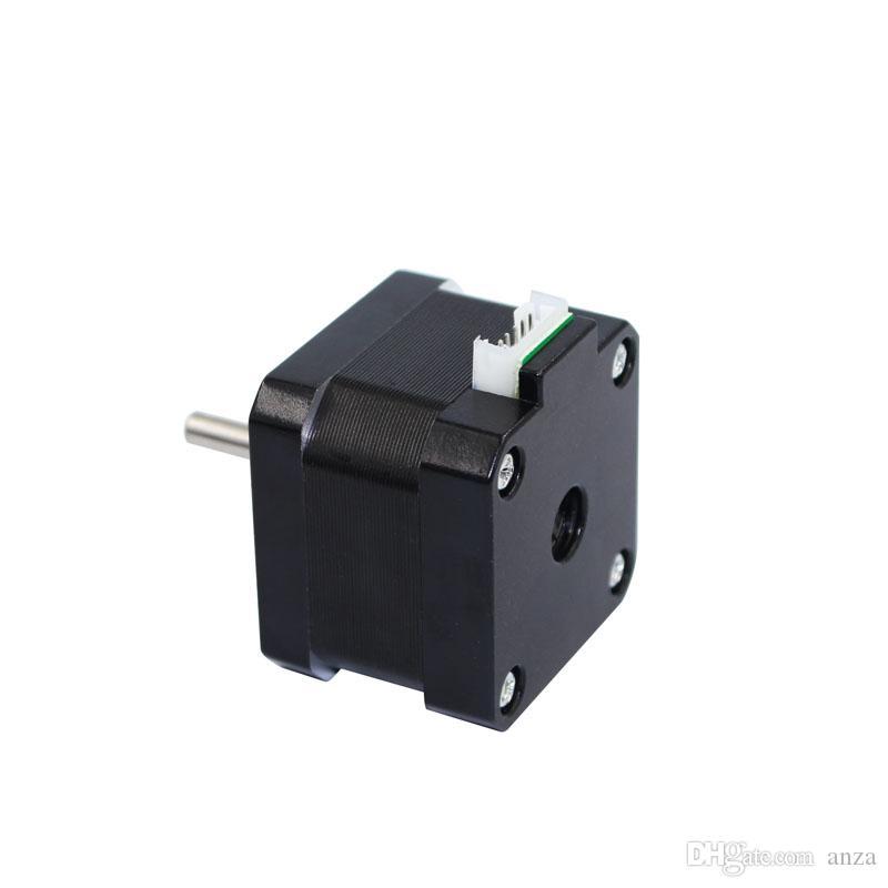 3D 프린터 4-lead Nema17 Stepper Motor 42 모터 Nema 17 모터 42BYGH CNA XYZ 용 1.7A 17HS4401S 모터