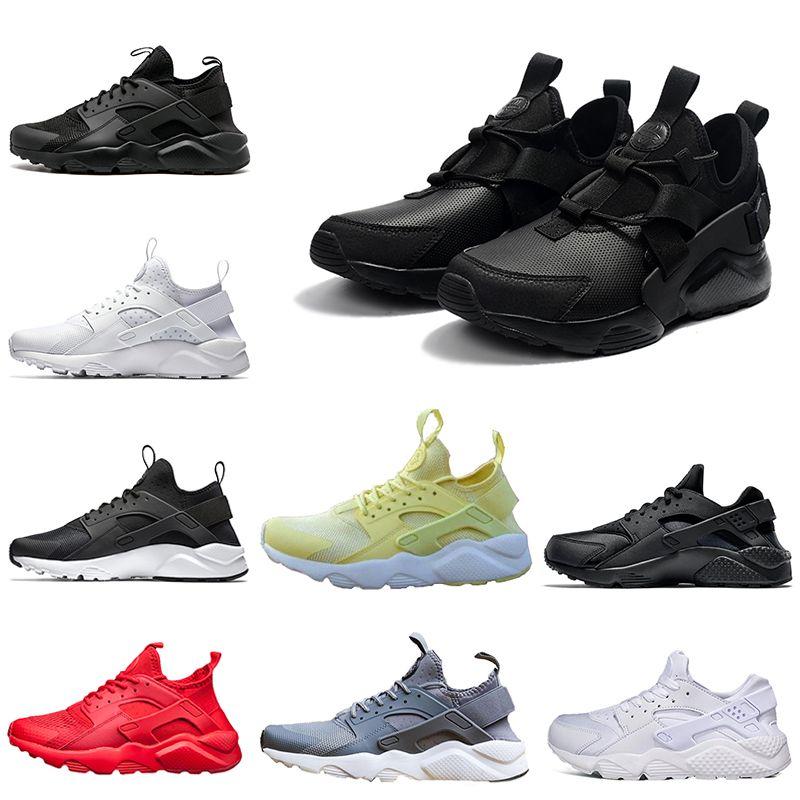 bf85289f12e2 New Huarache 4 IV Ultra Running Shoes For Women
