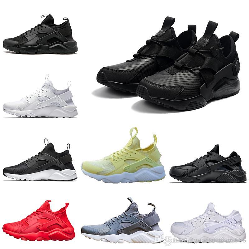 Armée 2018 Trainers Pour Huaraches Shoes Sports Huarache Chaussures De Iv Course Sneakers Blanc Noir Ultra Nike Rouge Nice FemmesHommes Vert 4 P0mwynOvN8