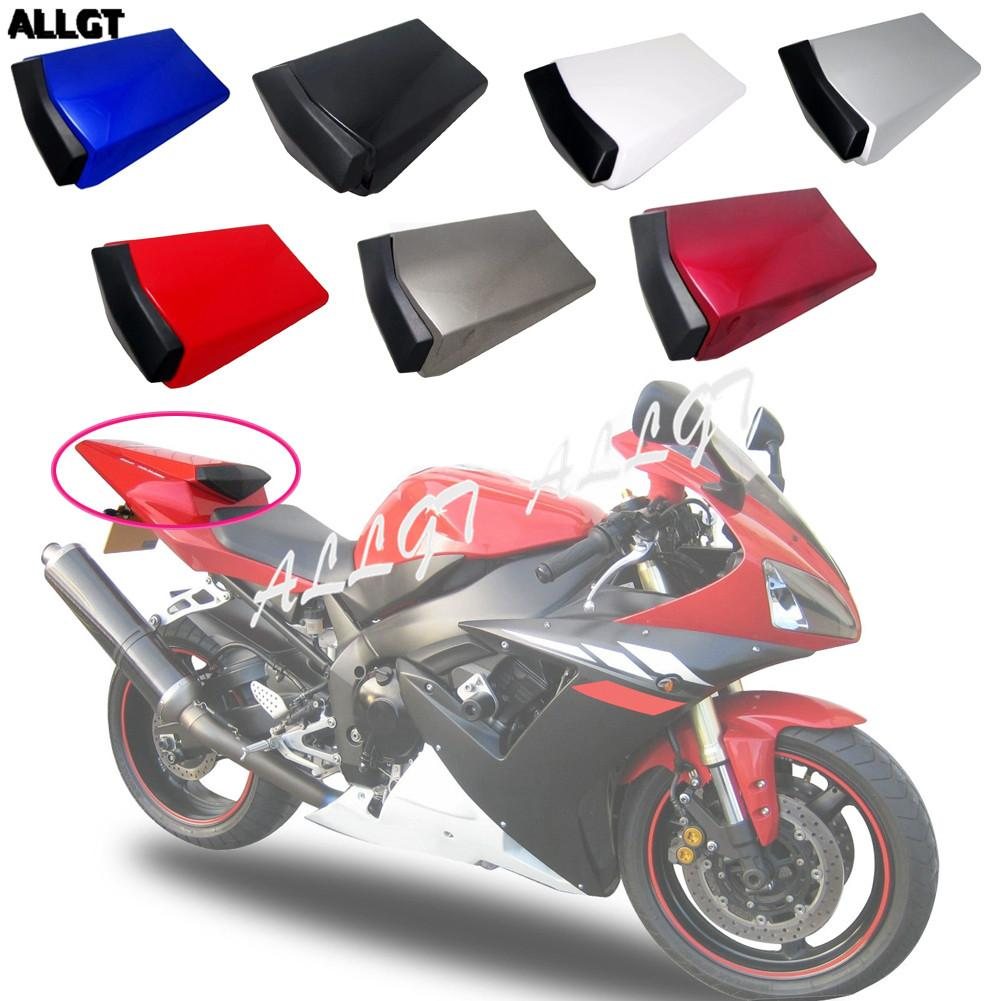 Motorcycle Pillion Rear Seat Cowl Cover Tail Fairings For Yamaha Yzf R1 2002 2003 02 03 Red Blue Black