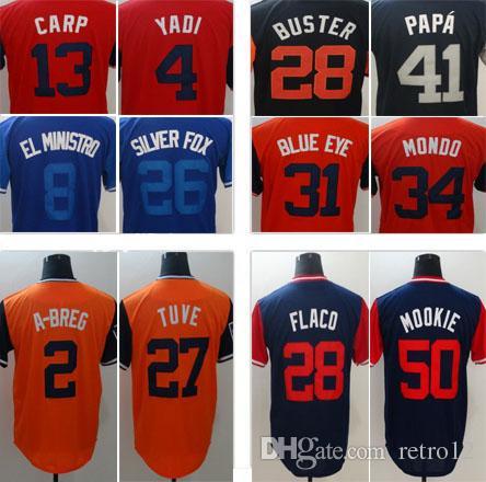 brand new b040d 90437 Nicknames Baseball 2 Bregman