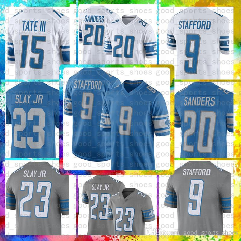 lions color rush jersey for sale