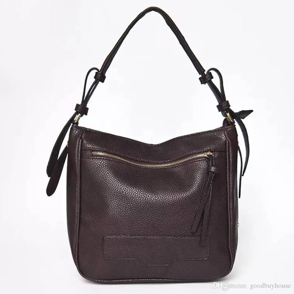 b3b64a1e5227 Handbags For Women Designer Ladies Hobo Bag Bucket Purse PU Leather Tote  Shoulder Bag Discount Designer Handbags Wholesale Purses From Goodbuyhouse