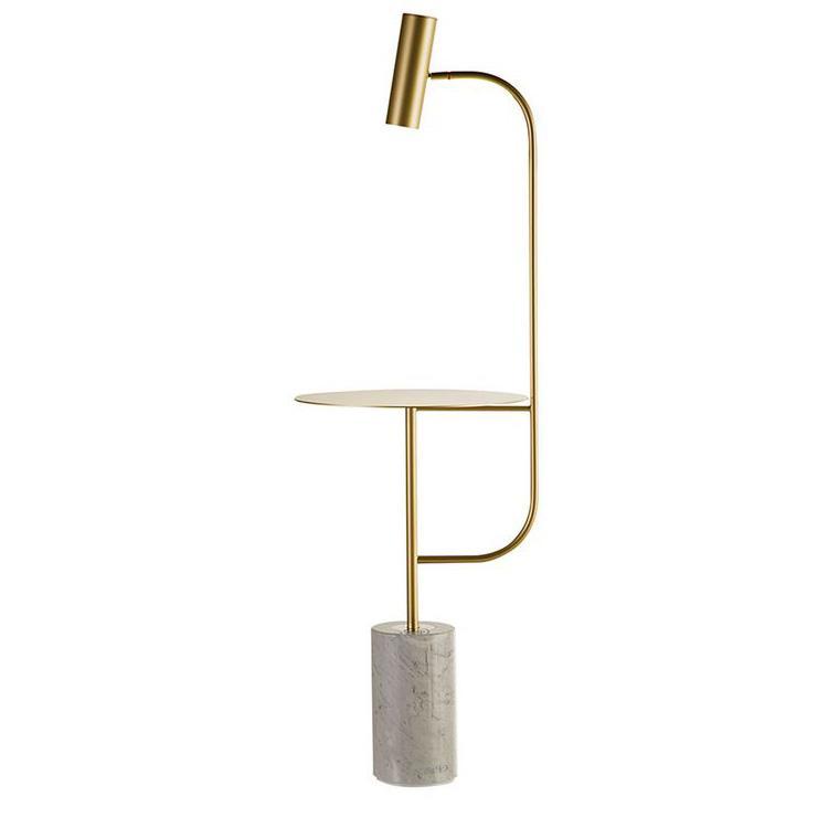 2019 Phube Lighting Modern Marble Floor Lamp Coffee Table Floor Lamp