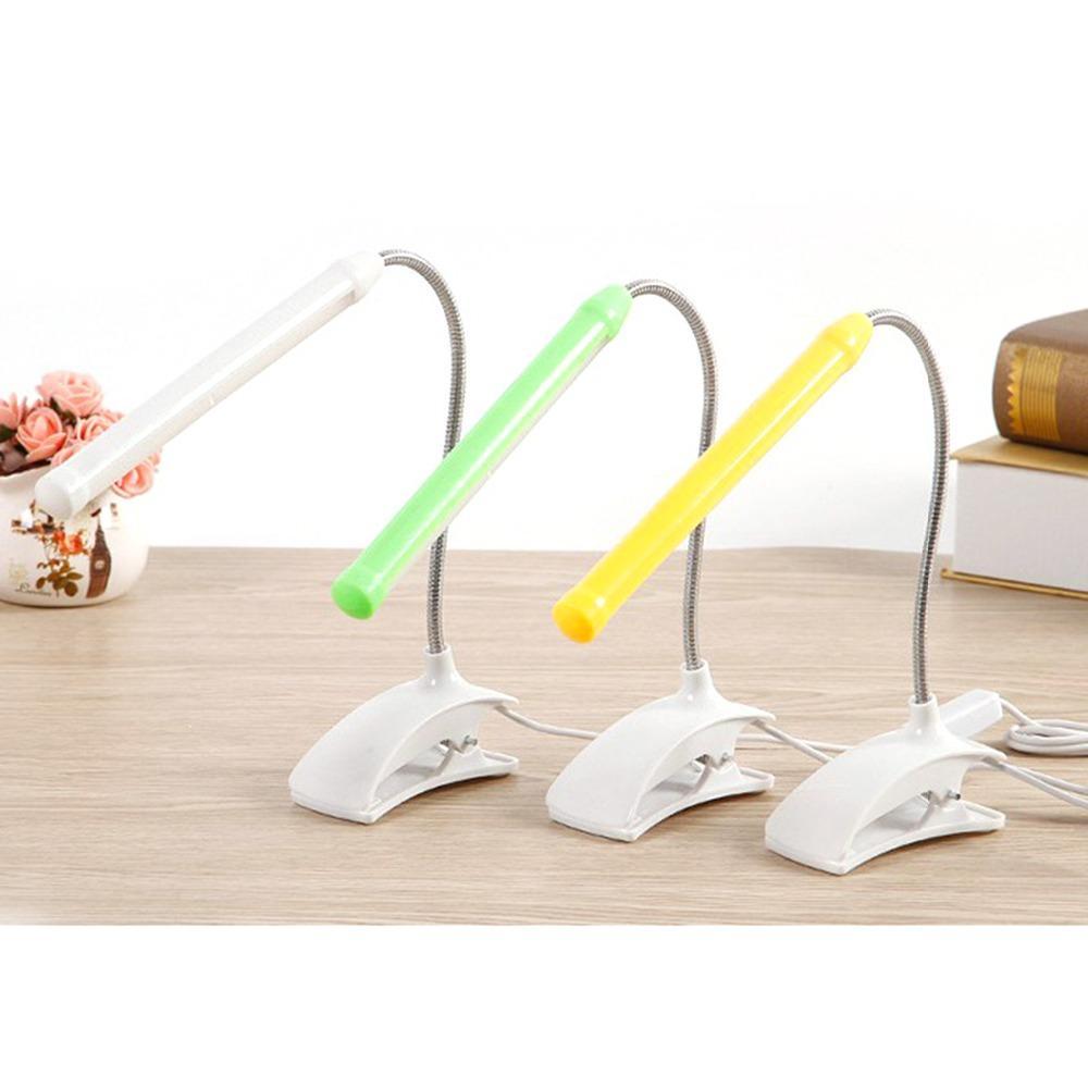 Pince Shadeless Pour Avec 5v Led Enfant Flexible Light Usb Lecture Lampe De Book Enfants Bureau DIeWH2bYE9