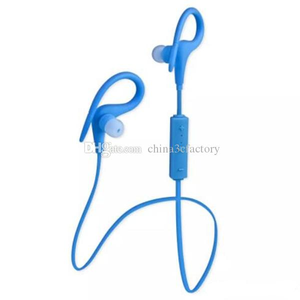 bt1 BT-1 Tour Earphone Bluetooth Sport Earhook headphone Stereo Over-Ear Wireless Neckband Headset Headphone with Mic for Cellphone