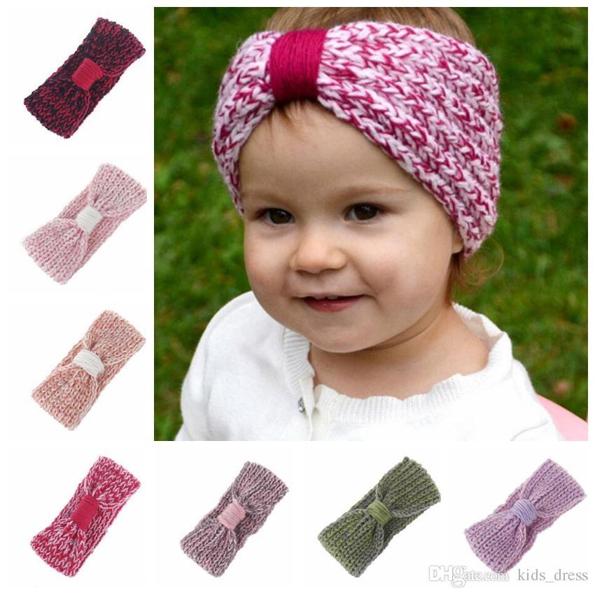 Groß Häkelarbeitstirnbändern Für Babys Frei Muster Bilder - Schal ...