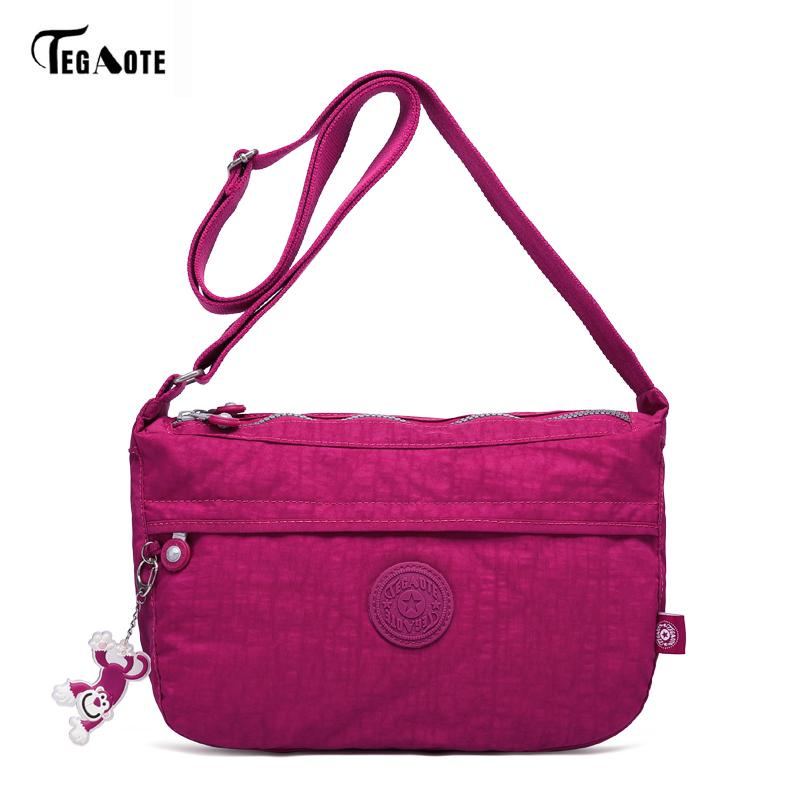 TEGAOTE Female Bag For Women Messenger Shoulder Crossbody Bag Ladies Bolsa  Feminina Satchel Handbag Cellphone Pouch Sac A Main Hobo Bags Designer Bags  From ... eba2d20b7a