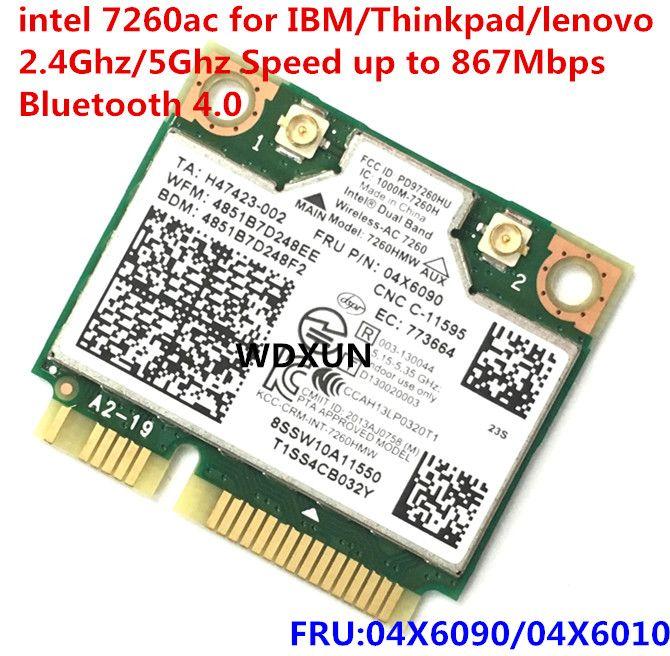 intel wireless n 7260 5g