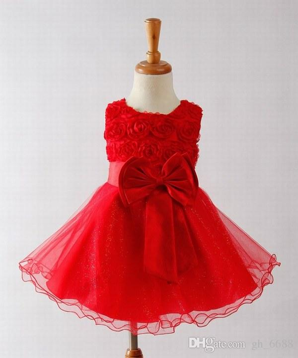 Nouvelle charmante princesse Pageant robe fille fleur filles Prom fête d'anniversaire robes occasion spéciale enfants robe