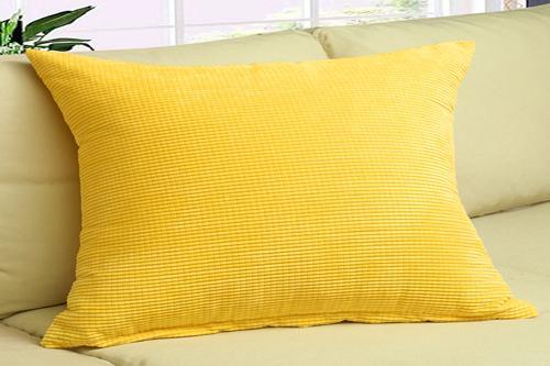 M MOCHOHOME Commercio all'ingrosso di velluto a coste decorativo solido rettangolare tiro federa federa divano divano letto - 12
