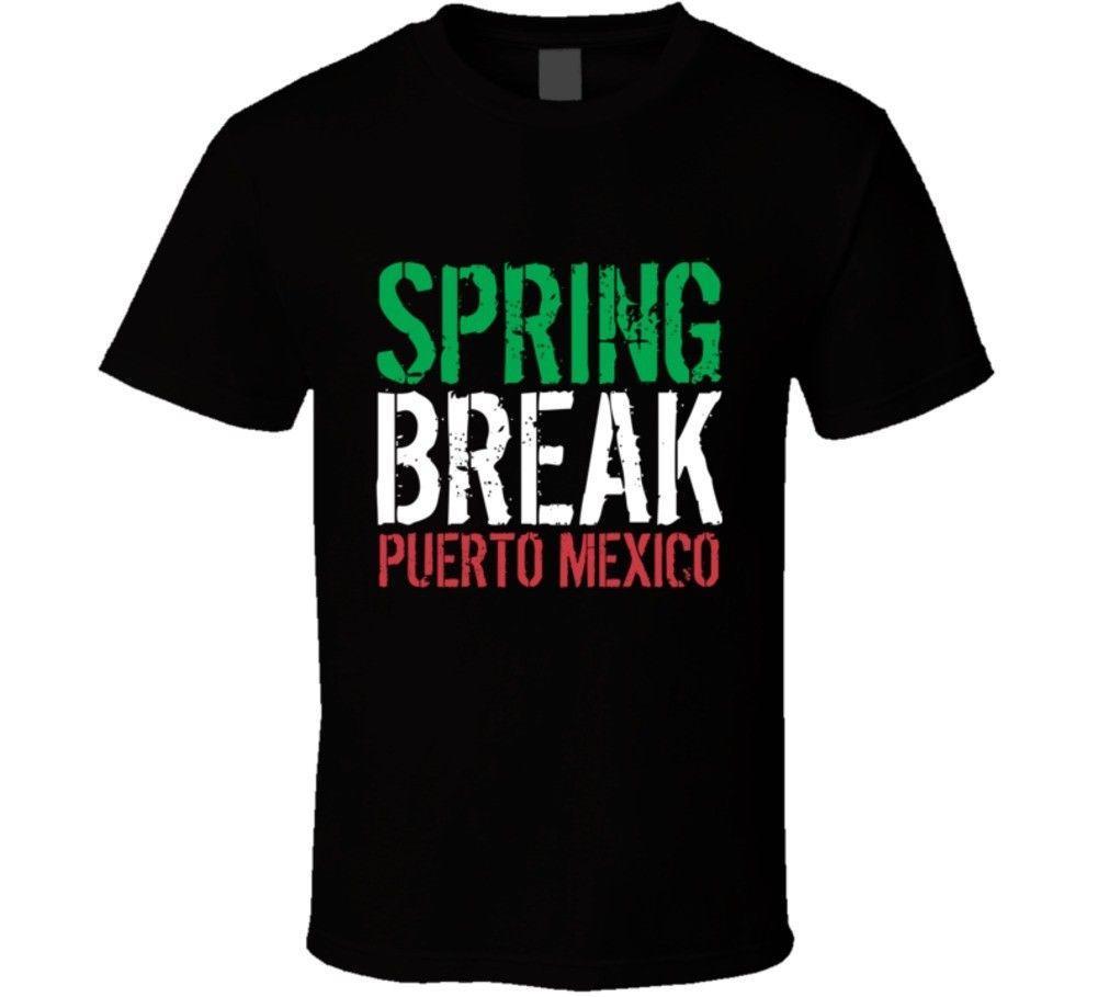 7809e3d1 22 Jump Street Jonah Hill Spring Break Puerto Mexico T Shirt Funny Shirt  Cotton T Shirts From Bstdhgate09, $11.01| DHgate.Com